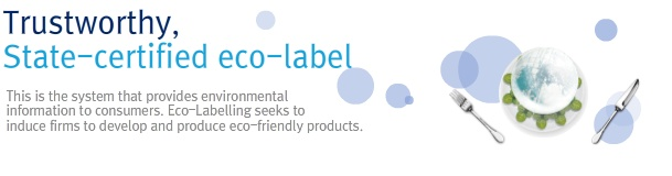 Trustworthy, state-certified eco-label This is the system that provides environmental information to consumers. Eco-Labelling seeks to induce firms to develop and produce eco-friendly products.